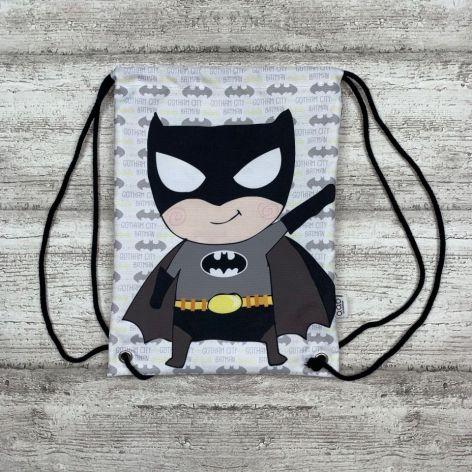 Worek Batman dla przedszkolaka
