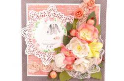 Kartka na ślub z grafiką - #610