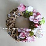 Wianek Magnolia- róż