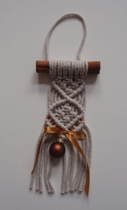 Mini makrama