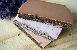 Prezent 3 mydła naturlne lawenda czekolada...