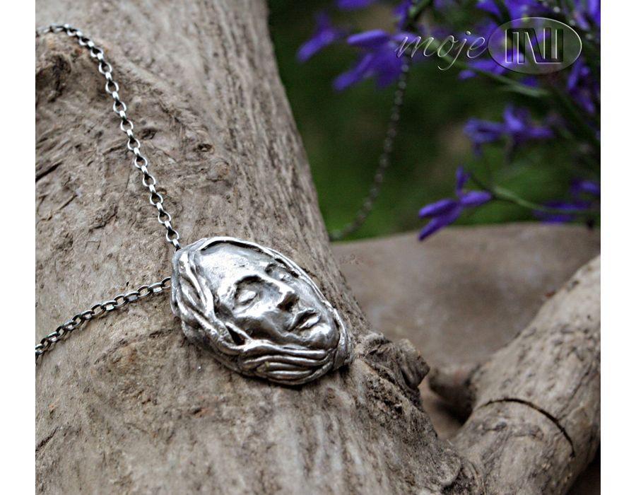 Senna dziewczyna II - srebro
