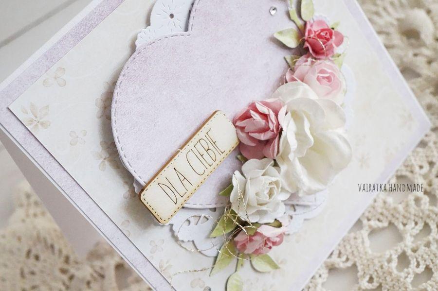 Kartka z sercem, Dla Ciebie, 427 -