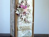 Pudełko na Ślubne Wino