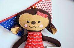 Słodka małpka Asia 45 cm