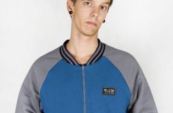 TARU by SZUM kurtka baseballowa blue M