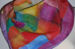 Apaszka Jedwabna Kandinsky