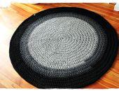 Dywanik ze sznurka bawełnianego cieniowany