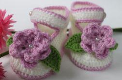 Buciki kwiatowe Margeritka
