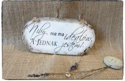 Szyld Tabliczka z napisem ~Kobieta ideał~