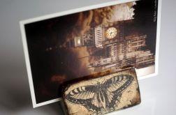 Decoupage ramka na zdjęcia - stojak - MOTYLE