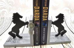 Podpórki do książek - konie (dr7)
