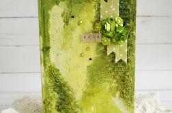 Kalendarz mediowy zielony