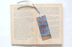 Zakładka do książki krajobraz 13