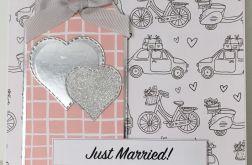 Kartka z okazji ślubu #01JM