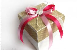 Duże PUDEŁKO idealne na prezent ślubny