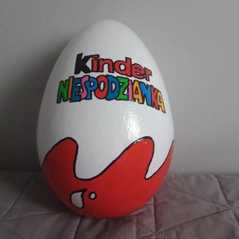 Jajko niespodzianka 30cm !!!