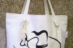 Bawełniana torba na zakupy - LADY 4