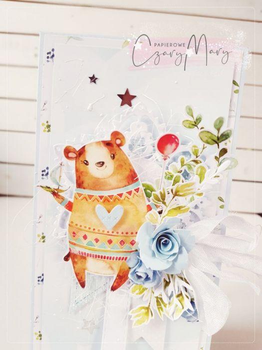 Kartka dla dziecka #201 - dla maluszka