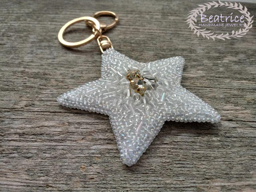 Brelok gwiazda