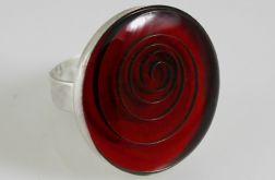 Spirala - pierścionek