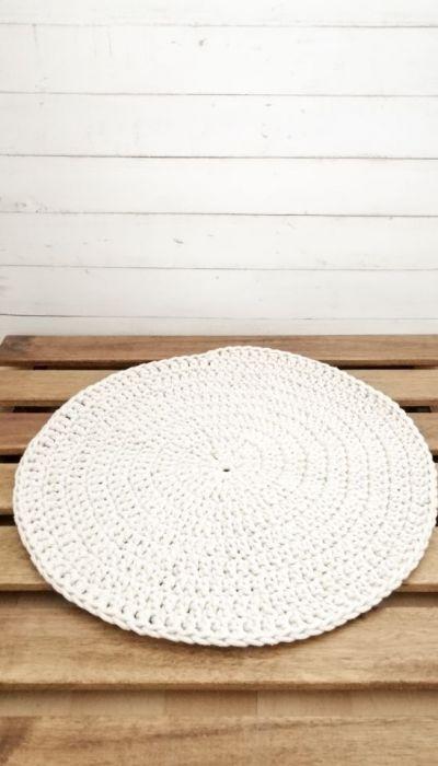 Podkładka na stół,pod talerz ,średnica 45cm.  -