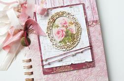 Romantyczny pamiętnik z różami#2