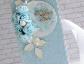 Ślub na niebiesko