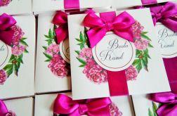 Zaproszenia ślubne flowers # 8