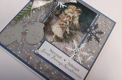 Kartka świąteczna 21
