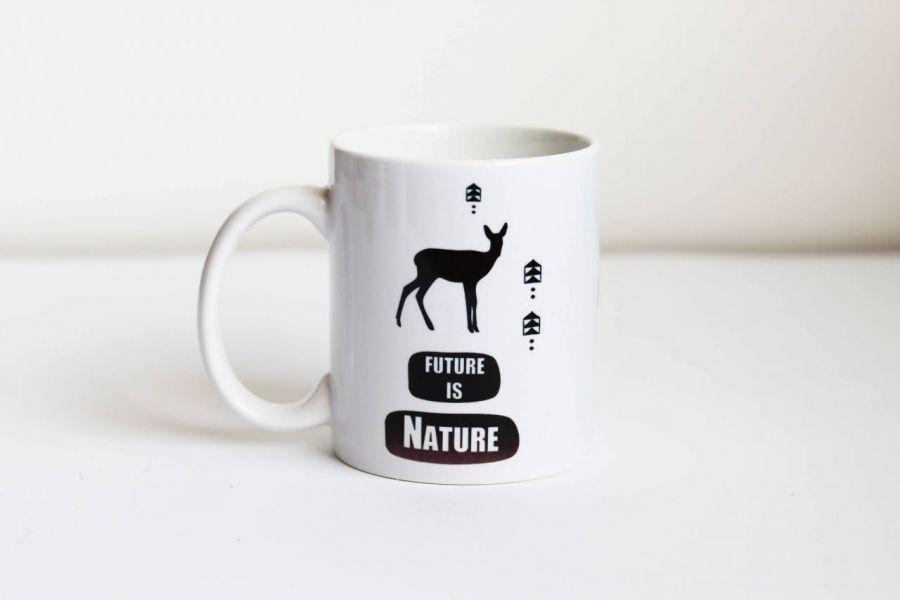 Kubek Future Is Nature
