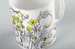 Kwiaty Naszych Łąk - Jaskier... kubek