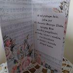 Kartka Rubinowe Gody - rubinowe gody pudełko