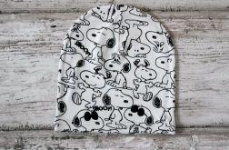 Czapka Snoopy rozmiar 38-44 cm(beanie)