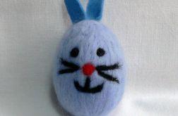Filcowany królik (6cm) (05)
