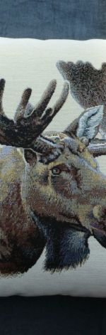 Poduszka Łoś - Kolekcja Zwierzęta