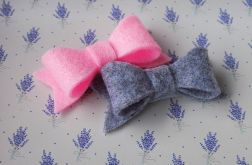 spineczki do włosów baby handmade 2 szt.