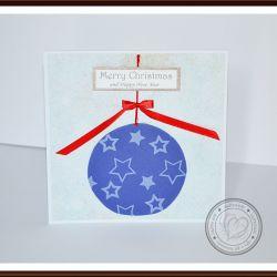 Kartka świąteczna #14 (Boże Narodzenie)