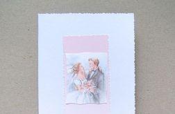 Kartka na ślub nr 12
