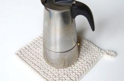 rękawica kuchenna, łapka ze sznurka