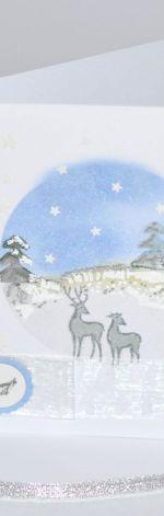 Kartka świąteczna -6-