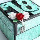 Exploding box urodzinowy na osiemnastkę
