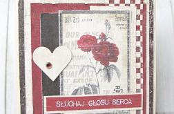 """Walentynka """" Słuchaj głosu serca"""""""