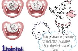 Smoczek Lipinipi BABY GIRL