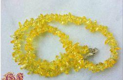 żółte szkiełka