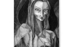 Kobieta - plakat A3