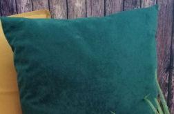 Poszewka dekoracyjna z weluru,50x50cm,kolory