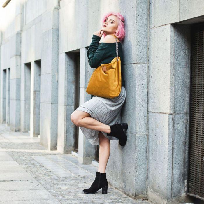 Torba worek Mili Chic MC5 - mandala