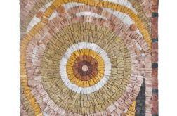 Mozaika ścienna - LATO