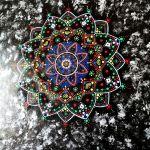 Mandala Wzmacniająca M025 -
